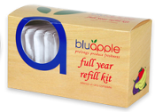 Bluapple Full Year Refill Kit